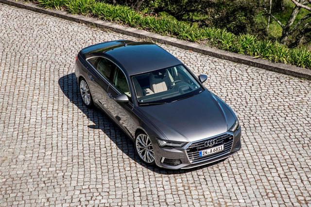 3. Audi A6 (doanh số: 69.246 chiếc).