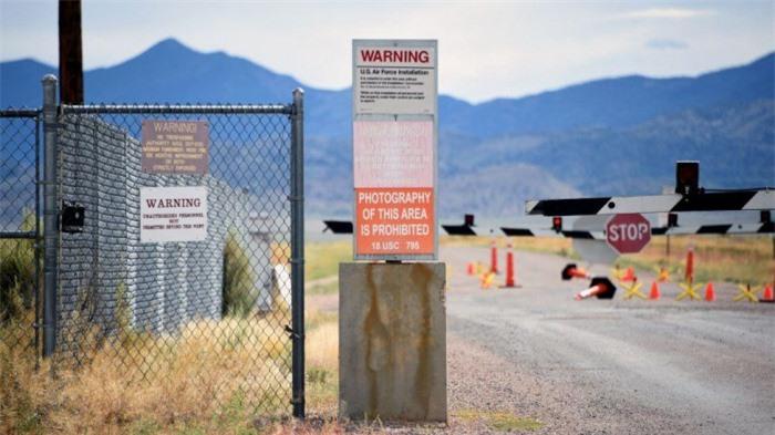 Bí mật tại Khu vực 51 của Mỹ đã bị báoNgabóc mẽ hoàn toàn? 1
