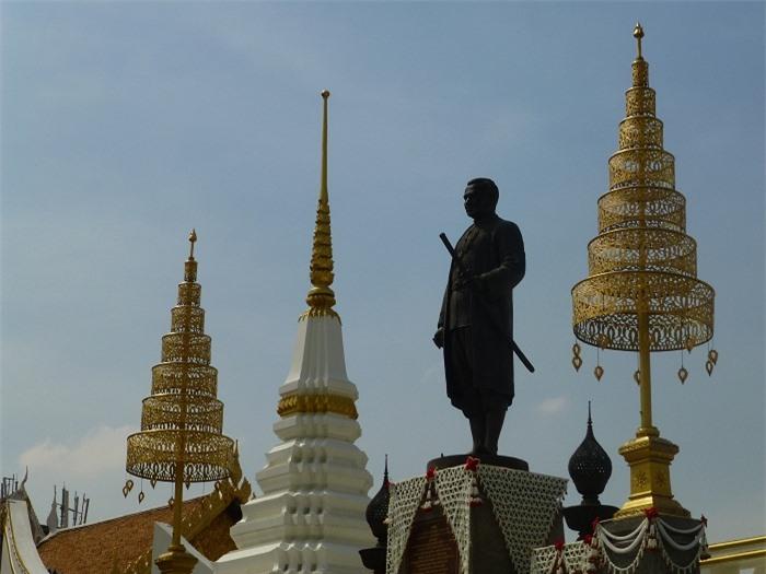 Độc đáo chùa Thuyền tại Thái Lan - Ảnh 1.
