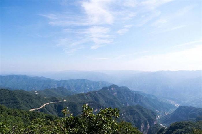Làng cổ 1.500 năm ẩn sâu trong núi ít ai biết tới ở  Trung Quốc 1