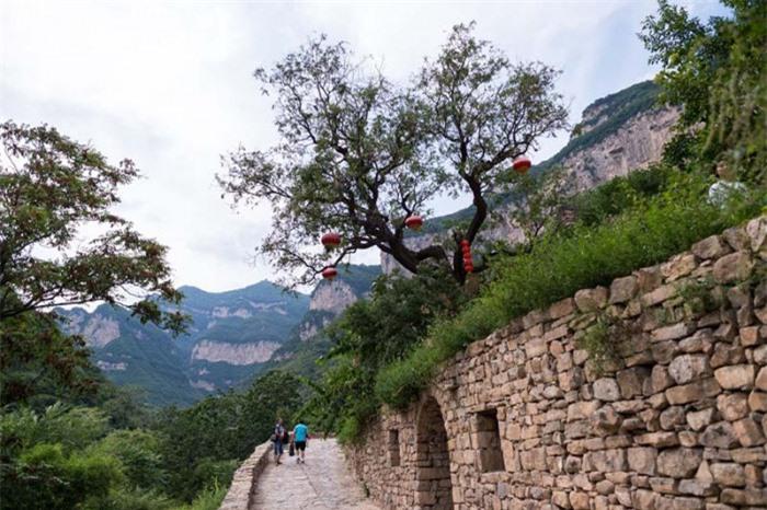 Làng cổ 1.500 năm ẩn sâu trong núi ít ai biết tới ở  Trung Quốc 4