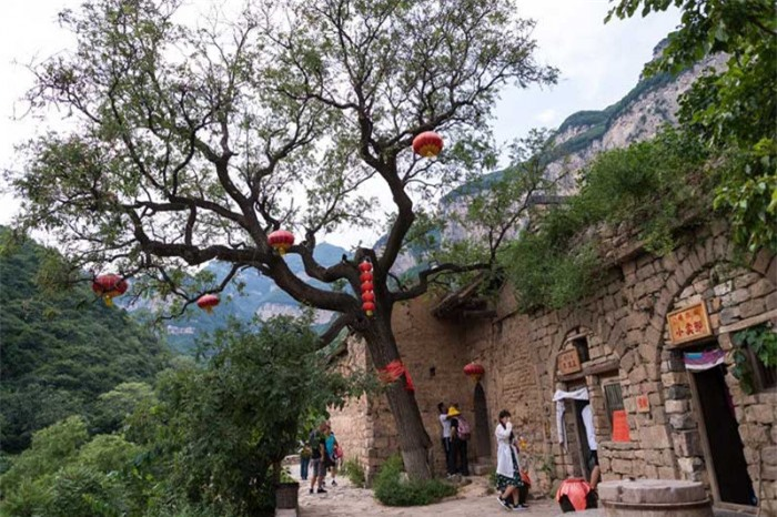 Làng cổ 1.500 năm ẩn sâu trong núi ít ai biết tới ở  Trung Quốc 5