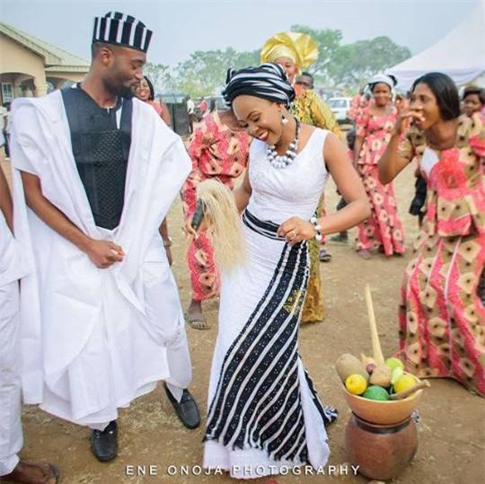 Điệu nhảy truyền thống trong lễ cưới của người Tiv