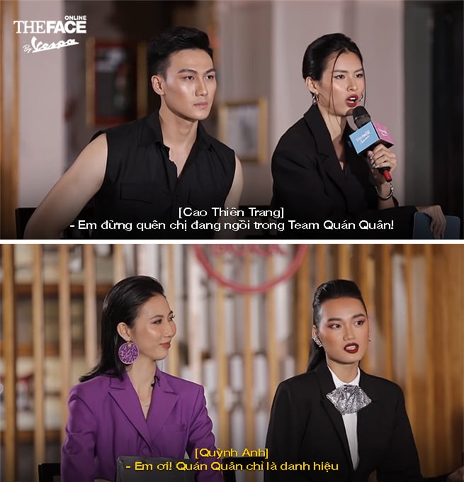 Quỳnh Anh The Face phát ngôn Quán quân chỉ là danh hiệu, netizen kiểu: Ừ nhưng chị có được nó chưa? - Ảnh 3.