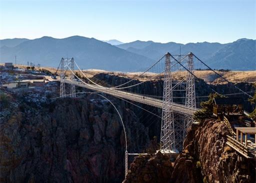 Trầm trồ trước những cây cầu đẹp nhất nước Mỹ