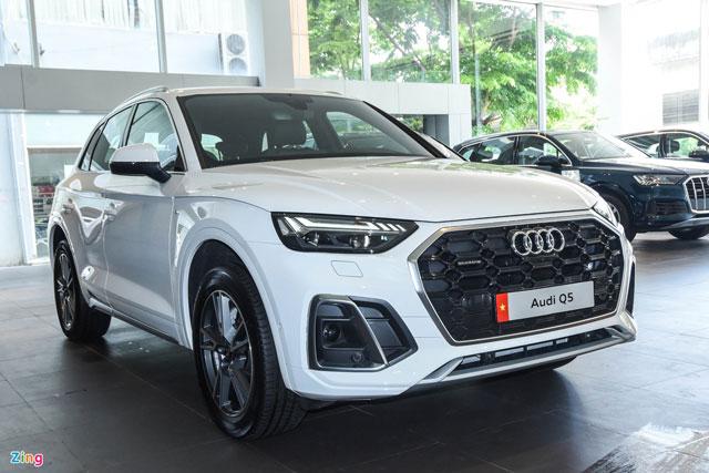Audi Q5 2021.