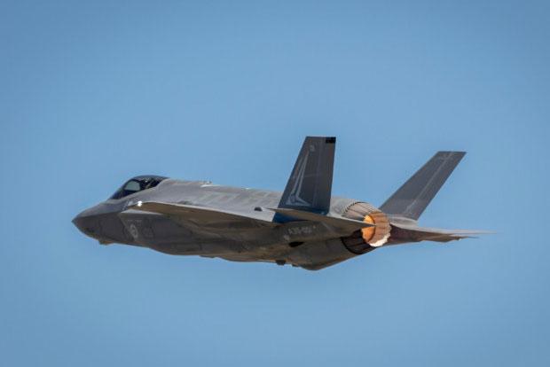 Tiêm kích F-35. Ảnh minh họa.