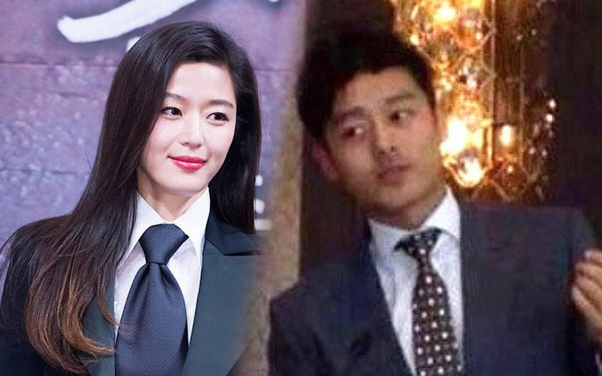 Chồng của Jun Ji Hyun ít lộ diện.