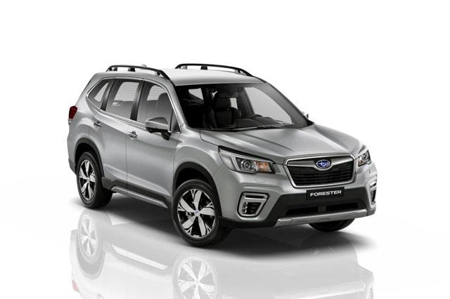 Bảng giá xe Subaru tháng 6/2021: Giảm giá mạnh