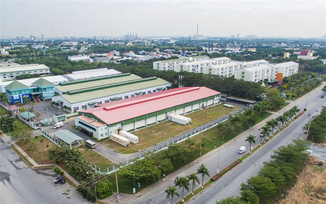 Bất động sản khu công nghiệp bội thu - Ảnh 1.