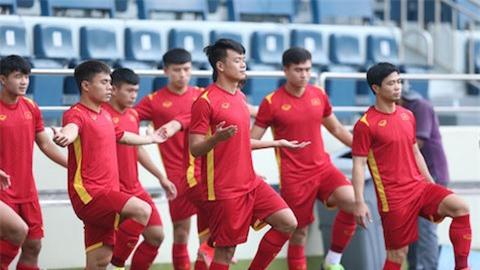 HLV Park Hang Seo công bố danh sách ĐT Việt Nam tham chiến Malaysia