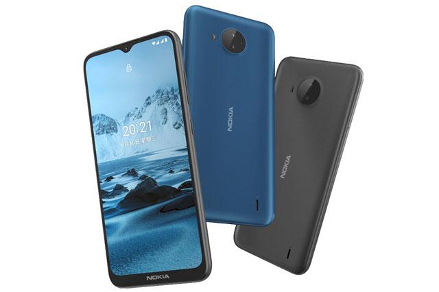 Nokia C20 Plus.