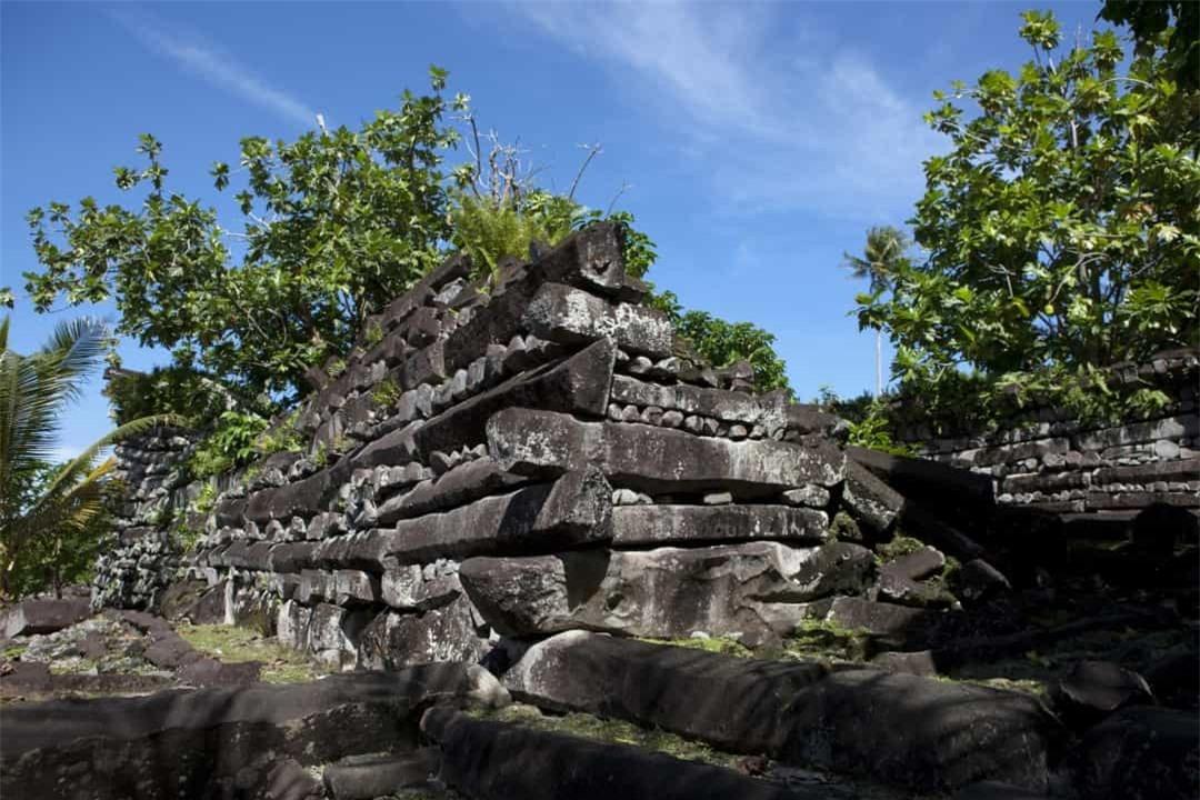 Thành phố cổ Nan Madol -