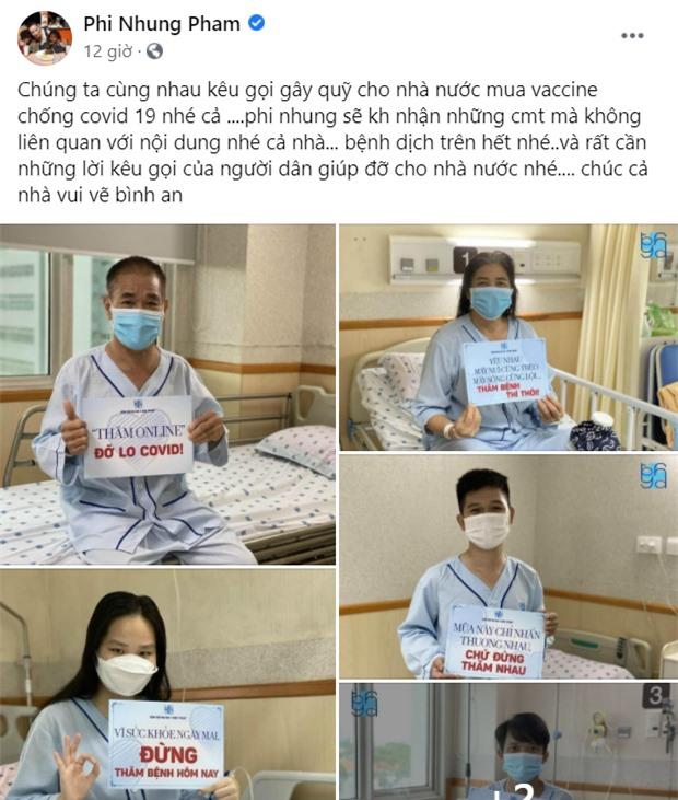 Trong khi dư luận vẫn tranh cãi vụ lùm xùm với Hồ Văn Cường thì Phi Nhung lại thảnh thơi làm điều này - Ảnh 3.