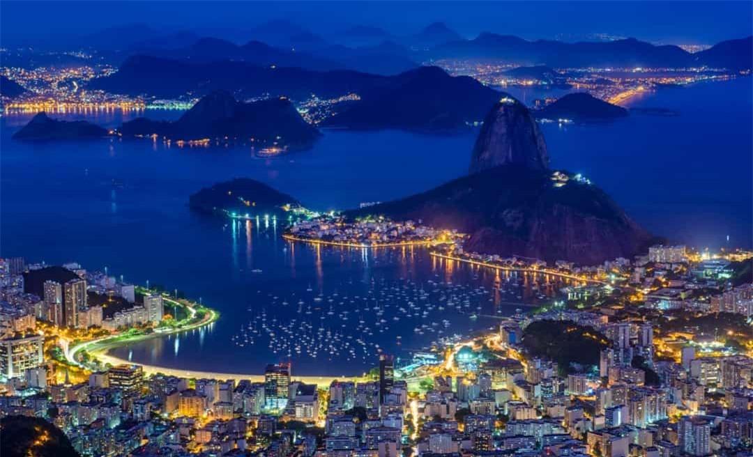 Vẻ đẹp lung linh của các vùng vịnh nổi tiếng trên thế giới