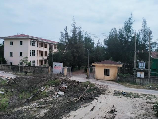 Thừa Thiên Huế: Trung tâm thực hành hơn 33 tỉ bị bỏ hoang, sinh viên phải đi nơi khác thực tập