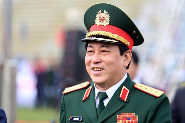 Danh sách 32 cán bộ Quân đội trúng cử đại biểu Quốc hội khóa XV