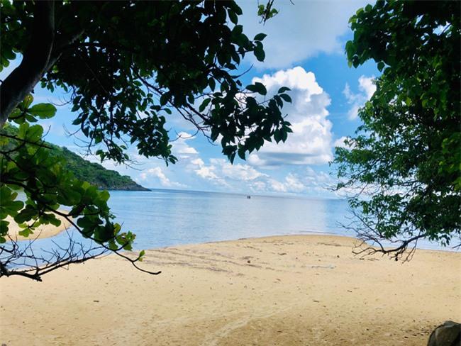 Bật mí về bãi biển Bí Mật, điểm checkin siêu chất, siêu ảo ở Côn Đảo không phải ai cũng biết 13