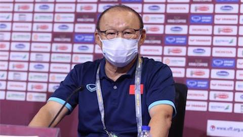 HLV Park Hang Seo không thể chỉ đạo ĐT Việt Nam ở trận gặp UAE