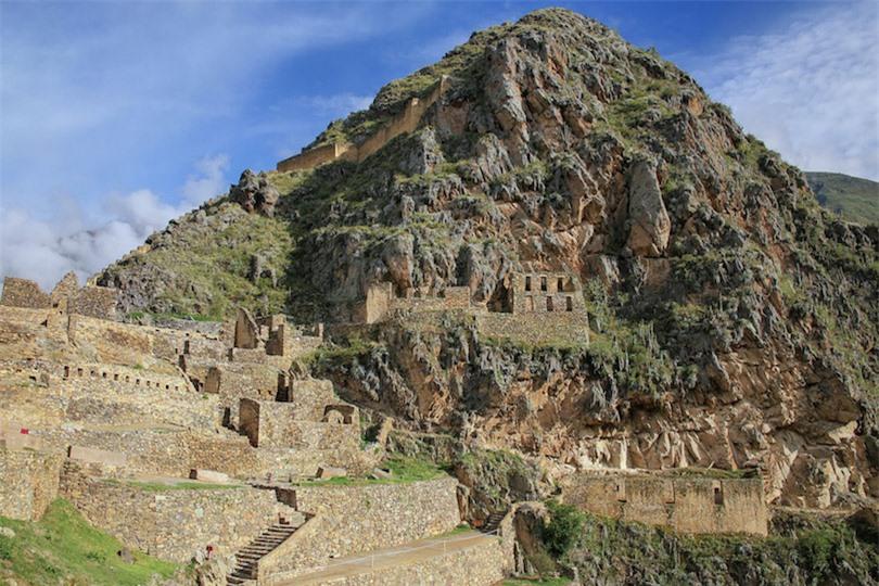 Khám phá bí mật một tàn tích cổ của người Inca 1