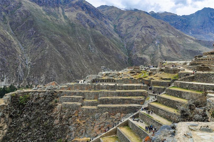 Khám phá bí mật một tàn tích cổ của người Inca 2