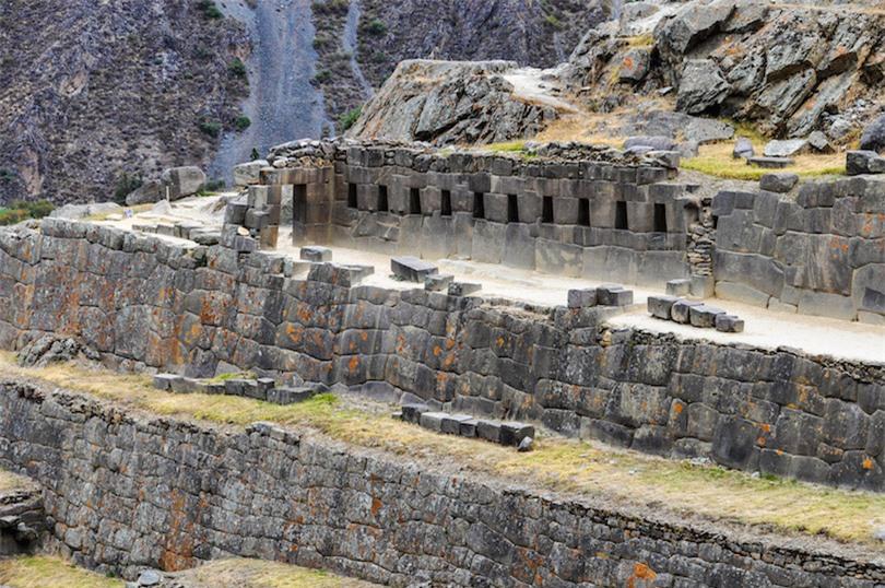 Khám phá bí mật một tàn tích cổ của người Inca 3