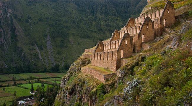 Khám phá bí mật một tàn tích cổ của người Inca 4