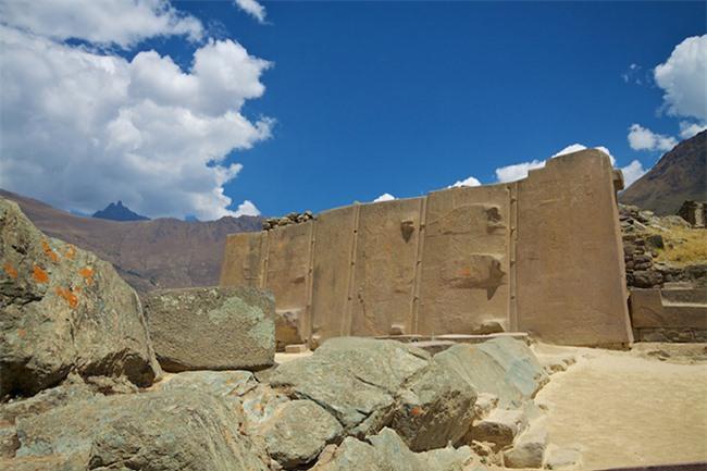 Khám phá bí mật một tàn tích cổ của người Inca 5