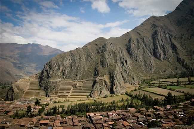 Khám phá bí mật một tàn tích cổ của người Inca 6