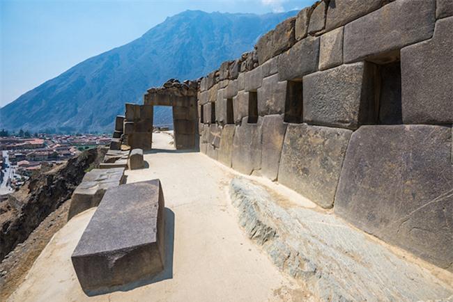 Khám phá bí mật một tàn tích cổ của người Inca 7