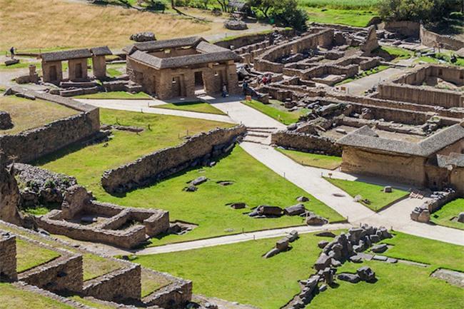 Khám phá bí mật một tàn tích cổ của người Inca 8