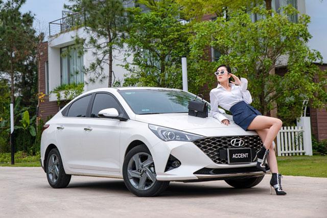 TC Motor bán được gần 28.500 xe Hyundai trong 5 tháng đầu năm 2021