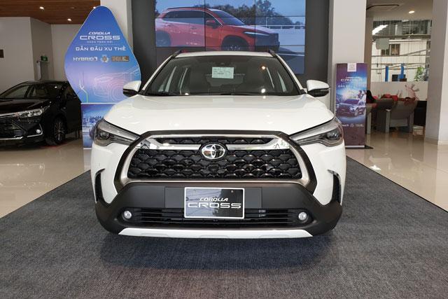 Giải mã sức hút của Toyota Corolla Cross tại Việt Nam