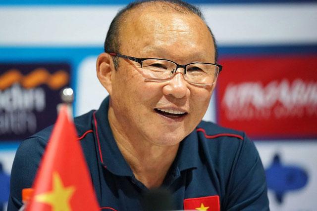 HLV Park Hang Seo: 'Việt Nam sẽ thắng UAE'