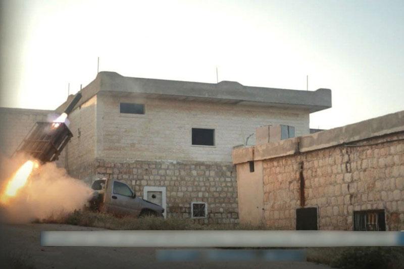 Mất thủ lĩnh, phiến quân Syria điên cùng tấn công quân đội Syria