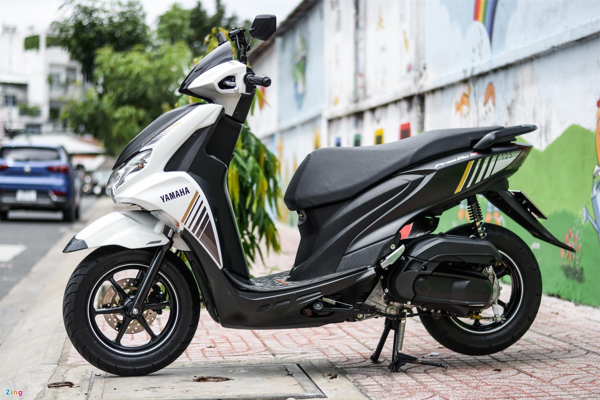 Đánh giá Yamaha FreeGo S: Giá rẻ có đáng mua? - Hình 1