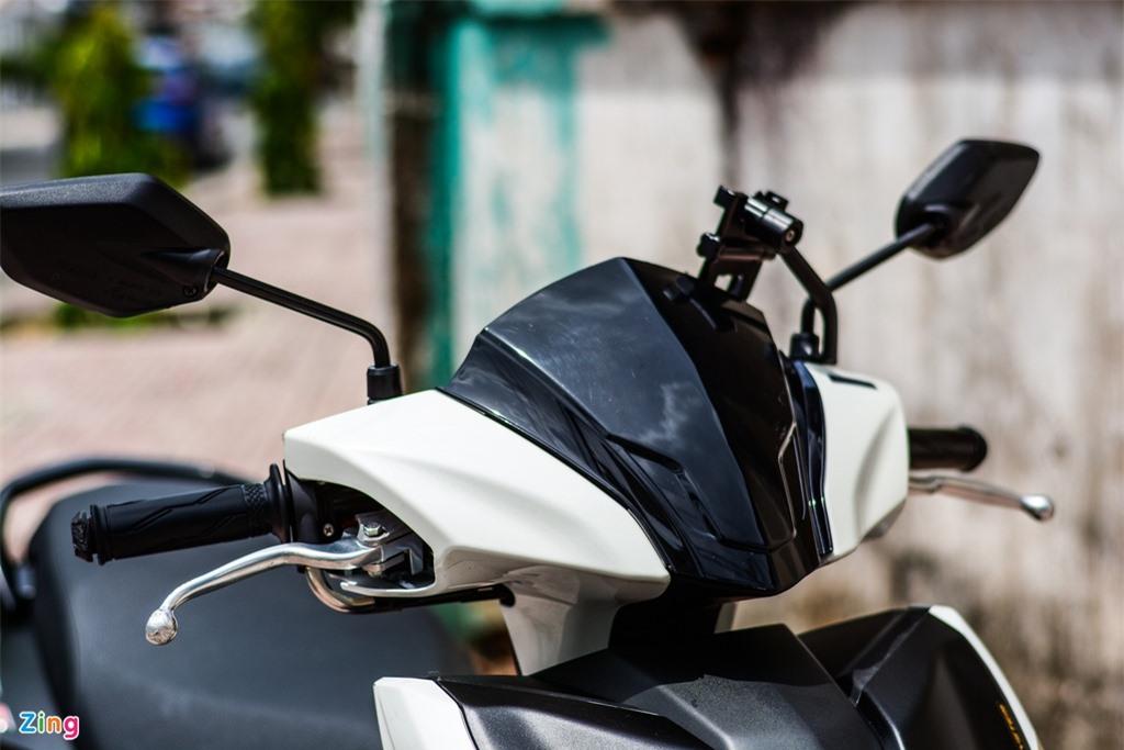 Đánh giá Yamaha FreeGo S: Giá rẻ có đáng mua? - Hình 6