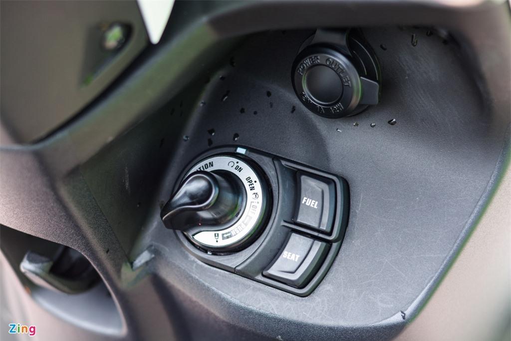 Đánh giá Yamaha FreeGo S: Giá rẻ có đáng mua? - Hình 9