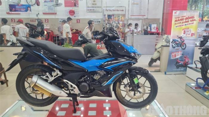 Honda Winner X đang bán dưới giá đề xuất tới 13 triệu đồng 1