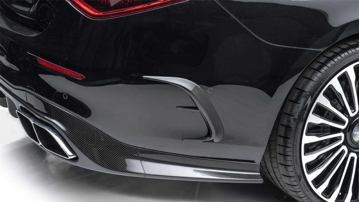 Hiện tại, gói độ của Mansory dành cho Mercedes-Benz S-Class W223 đã có thể được đặt hàng thông qua trang web của hãng độ này.