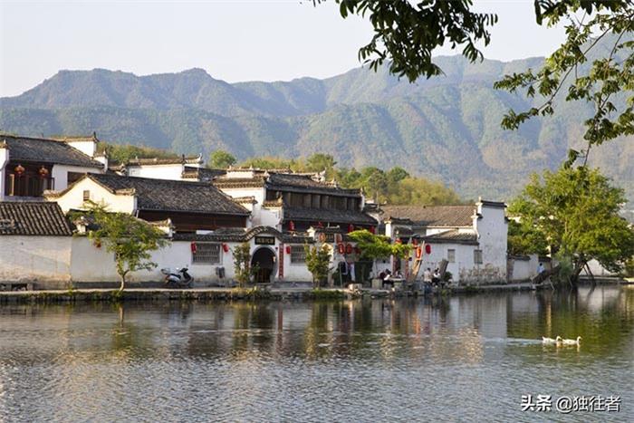 Ngôi làng cổ đẹp hơn tranh vẽ, ở ngóc ngách nào cũng bình yên lạ kỳ 17