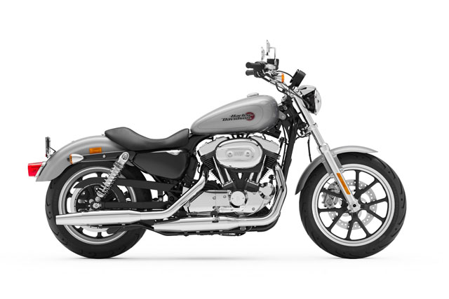 Harley-Davidson SuperLow.