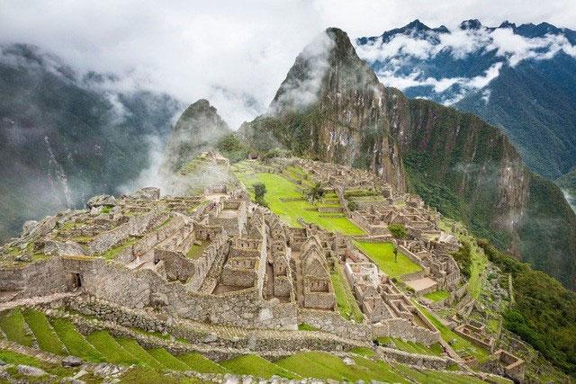 Bất ngờ khó tin, du khách người Bỉ mất tích bí ẩn được tìm thấy ở di tích cổ của Peru