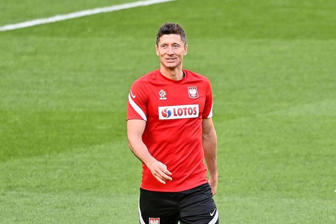 Tiền đạo: Robert Lewandowski (Ba Lan).
