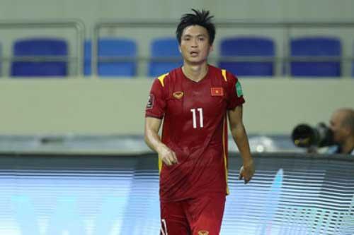 Tuấn Anh để ngỏ cơ hội ra sân trận gặp UAE