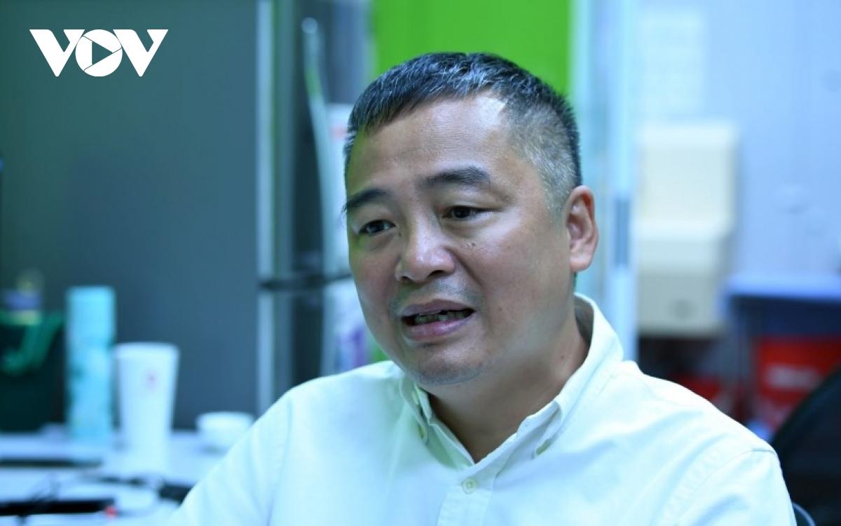 Ông Nguyễn Lân Hiếu tái cử đại biểu Quốc hội khóa XV (Ảnh: Trần Khánh)