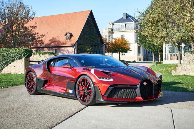 4. Bugatti Divo Lady Bug.