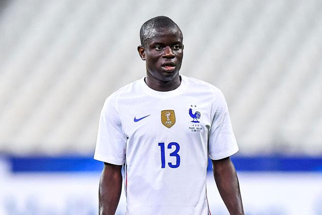 Tiền vệ: N'Golo Kante (Pháp).