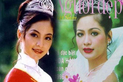 Mỹ nhân duy nhất từng đoạt được 2 chiếc vương miện danh giá của Hoa hậu Việt Nam