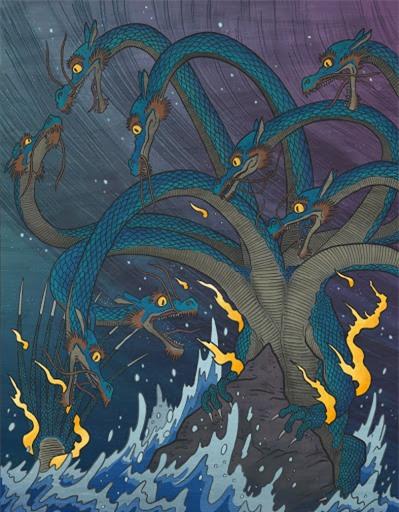 Bát Kỳ đại xà Orochi – Quái vật đình đám trong thần thoại Nhật Bản đã bị tiêu diệt như thế nào? - Ảnh 1.